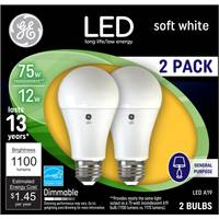GE Dimmable LED A21 General Purpose Bulbs from Blain's Farm and Fleet