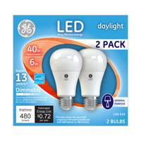 GE Dimmable General Purpose LED Bulbs from Blain's Farm and Fleet