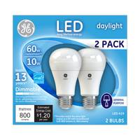 GE LED A19 General Purpose Light Bulb from Blain's Farm and Fleet