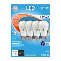 GE Daylight Dimmable LED Bulb from Blain's Farm and Fleet