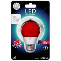 GE Party Light Bulb from Blain's Farm and Fleet