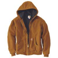Carhartt Men's Brown Sandstone Active Jacket from Blain's Farm and Fleet