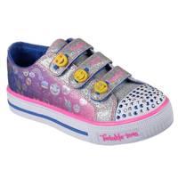 Skechers Girls' Shuffles Expressionasta Shoe from Blain's Farm and Fleet