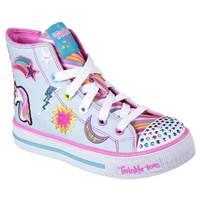 Skechers Girls' Shuffles Shoe from Blain's Farm and Fleet