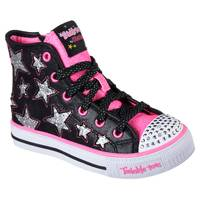 Skechers Girls' Rockin Stars Shoe from Blain's Farm and Fleet