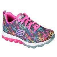 Skechers Girls' Blue & Pink Ombre Skech Air Laser Lite Athletic Shoes from Blain's Farm and Fleet