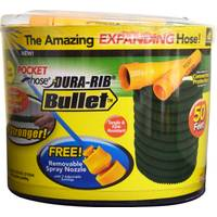 As Seen On TV 50' Dura Bullet Pocket Hose from Blain's Farm and Fleet