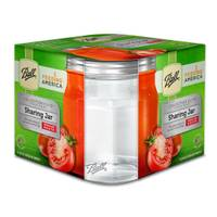 Ball Elite Regular Mouth Pint Sharing Jars from Blain's Farm and Fleet