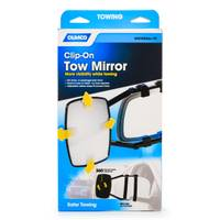 Camco Manufacturing Universal Clamp-On Towing Mirror from Blain's Farm and Fleet