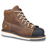 Timberland PRO Men's Gridworks Soft Toe Boot from Blain's Farm and Fleet