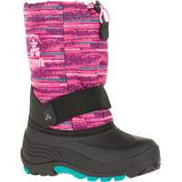 Kamik Girls's Rocket 2 -40 Winter Boot from Blain's Farm and Fleet