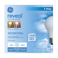 GE Reveal 3-Way Bulb from Blain's Farm and Fleet