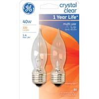 GE Bent Tip Light Bulb from Blain's Farm and Fleet