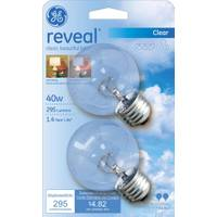 GE Reveal G16 Incandescent Light Bulb from Blain's Farm and Fleet