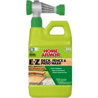 Home Armor E-Z Deck Fence & Patio Wash Spray from Blain's Farm and Fleet