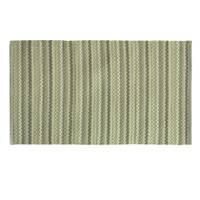 Bacova Small Neutral Brenden Woven Cotton Rug from Blain's Farm and Fleet