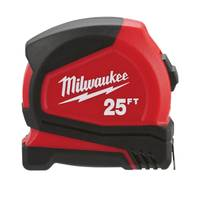 Milwaukee 25' Compact Tape Measure from Blain's Farm and Fleet