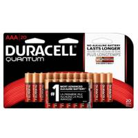 Duracell AAA Quantum Alkaline Batteries - 20 Pack from Blain's Farm and Fleet