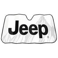 Plasticolor Jeep Accordion Sun Shade from Blain's Farm and Fleet