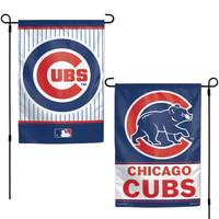 WinCraft Chicago Cubs 2-Sided Garden Flag from Blain's Farm and Fleet