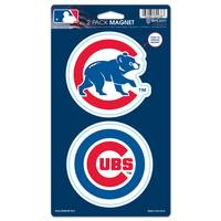 WinCraft Chicago Cubs Magnets - 2 Pack from Blain's Farm and Fleet