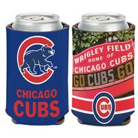 WinCraft Chicago Cubs Marquee Can Cooler from Blain's Farm and Fleet