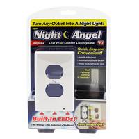 As Seen On TV Night Angel Duplex Night Light from Blain's Farm and Fleet