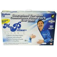 As Seen On TV My Pillow Medium Fill Standard Pillow from Blain's Farm and Fleet