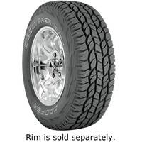 Cooper Tire 255/70R17 T DISC A/T3 OWL from Blain's Farm and Fleet