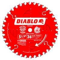 Diablo Cordless Trim Saw Blade from Blain's Farm and Fleet
