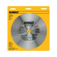 DEWALT Hollow Ground Plywood Saw Blade from Blain's Farm and Fleet
