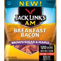 Jack Link's A.M. Breakfast Bacon from Blain's Farm and Fleet