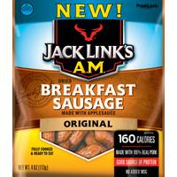 Jack Link's A.M. Dried Breakfast Sausage from Blain's Farm and Fleet
