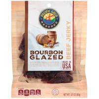 Pacific Gold Reserve Bourbon Glazed Jerky from Blain's Farm and Fleet