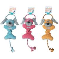 ASPCA Bungee Dog Hug N' Tug Dog Toy Assortment from Blain's Farm and Fleet