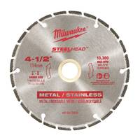 Milwaukee Diamond Cut Off Blade from Blain's Farm and Fleet