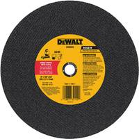 DEWALT Arbor Metal Cutting Chop Saw Wheel from Blain's Farm and Fleet