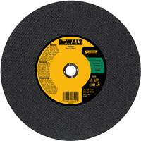 DEWALT Arbor Masonry Cutting Chop Saw Wheel from Blain's Farm and Fleet