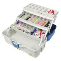 Plano Ready-Set-Fish 3-Tray Box from Blain's Farm and Fleet