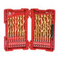 Milwaukee Shockwave Drill Bit Kit from Blain's Farm and Fleet