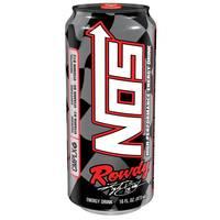 NOS Rowdy Energy Drink from Blain's Farm and Fleet