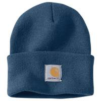 Carhartt Men's Dark Blue Watch Hat from Blain's Farm and Fleet