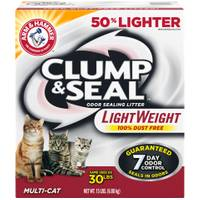 Arm & Hammer Clump & Seal Odor Sealing Litter from Blain's Farm and Fleet