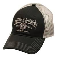 Smith & Wesson S&W American Made Firearms Mesh Back Cap from Blain's Farm and Fleet