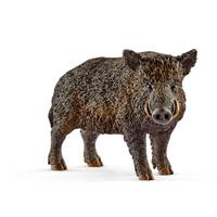 Schleich Wild Boar from Blain's Farm and Fleet