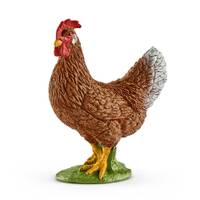 Schleich Hen from Blain's Farm and Fleet