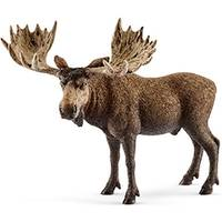 Schleich Moose Bull from Blain's Farm and Fleet
