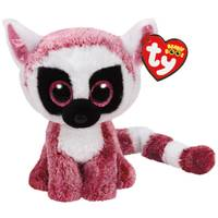 Ty Beanie Boo Reg Leanne the Pink Lemur from Blain's Farm and Fleet