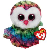 Ty Beanie Boo Reg Owen the Owl from Blain's Farm and Fleet