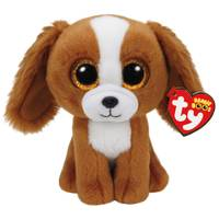Ty Beanie Boo Tala Reg the Brown Dog from Blain's Farm and Fleet
